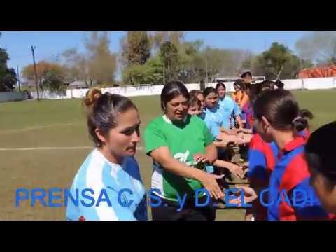CADI 1 - PEÑALOZA 0 FEMENINO (6-9-2015)
