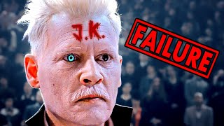 Crimes of Grindelwald — Death By Author | Anatomy Of A Failure