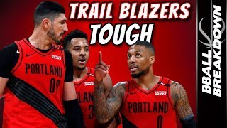 Trail Blazers Overcome Referees And Nuggets To Tie Series