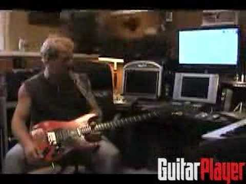 Brad Gillis Demonstrates