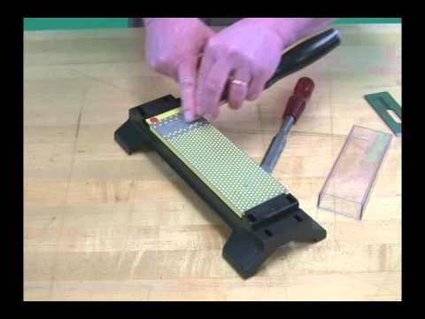 Video of DMT® Sharpening with Bench Stones