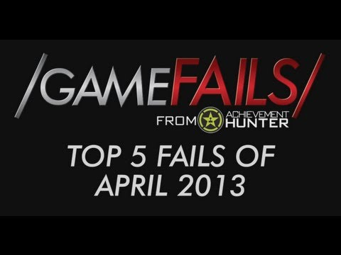 Game Fails: Best fails of April 2013