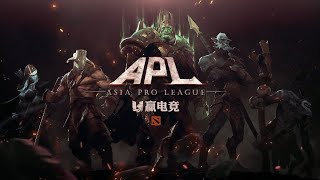 [VN - LIVE] 496 Gaming vs Sterling Global Dragons (Bo3) - Asia Pro League s2