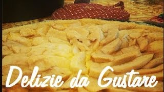 Torta alle mele - apple pie - ricetta # 22