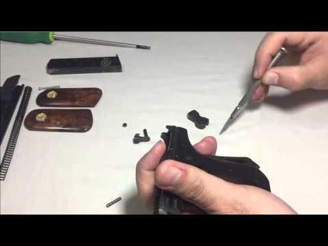 Ensamble (parcial) Colt 1903