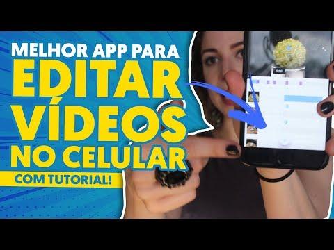 TUTORIAL: O MELHOR APP PARA EDITAR VÍDEOS NO CELULAR | Luciana Levy