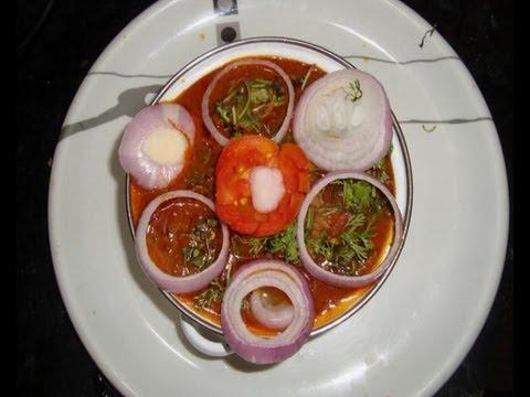Andhra Special Mutton Curry (మేకమాంసము కూర) - Telugu Vantalu