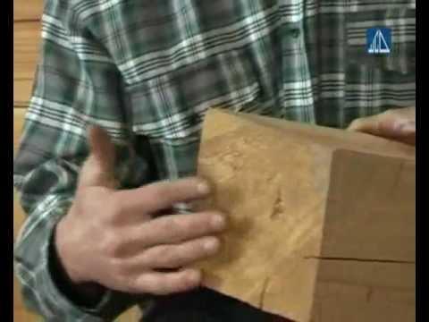 Видео как строить из бруса