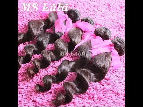 Aliexpress Ms. Lula Peruvian Loose Wavy Hair Review