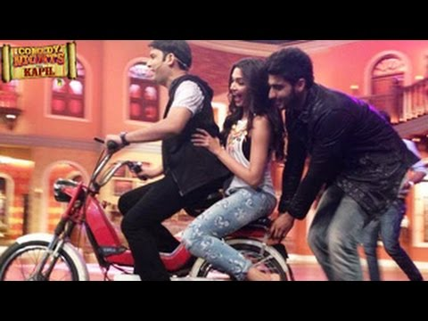 Arjun Kapoor & Deepika Padukone on Comedy Nights with Kapil | 30th August 2014 episode