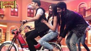 Arjun Kapoor & Deepika Padukone on Comedy Nights with Kapil | 30th August 2014 episode