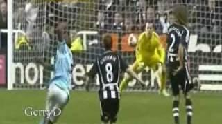 Shay Given - Final season at Newcastle (2008/09)