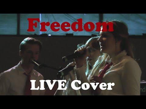 Freedom - Anthony Hamilton & Elayna Boynton - LIVE Cover (JRL Student Theatre Band/Theaterklas JRL)