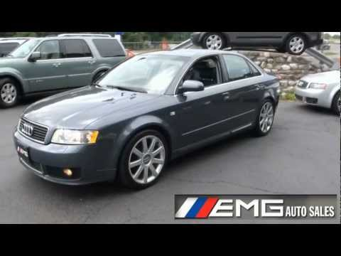 2005 Audi A4 3.0 B6 Quattro Ultra Sport 6-Speed