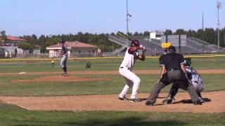 Blake Redman Baseball Skills Video