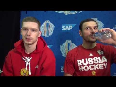 Кузнецов - о репортере: Такие вялые вопросы он подкидывает постоянно!