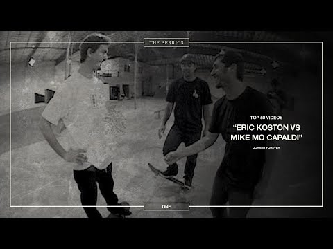 Berrics Top 50: 1 | First Game of S.K.A.T.E. - Eric Koston vs. Mike Mo