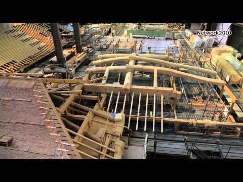 第2回名古屋城本丸御殿復元工事 現場見学会