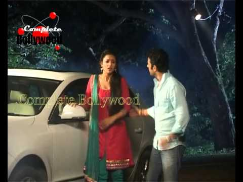 On Location Of Tv Serial 'yeh Hai Mohabbatein' Raman & Ishita Meet With Accident 2 video