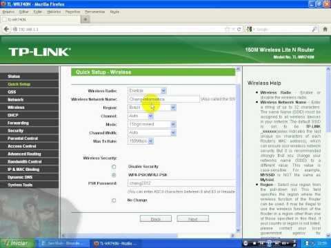Como instalar um roteador TP-LINK