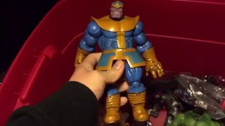 Toy Haul hunt pick ups : 3 Huge ebay toy haul lot! marvel legends DCUC Dc collectibles
