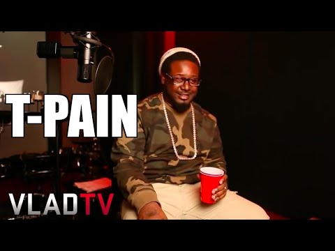 T-Pain Explains Why He Got Rid of $1.2Mil Bugatti