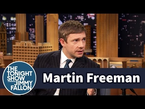 Martin Freeman Is Upset He Wasn't in Harry Potter