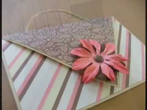Ku-Ku CARD Heart-Envelop (Corazon-Sobre)