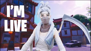 Fortnite Live -  Solos / Duos / Creative /- 8 hour stream- Interactive Streamer -  #AspireGreatness