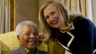 Nelson Mandela Health: South African Leader Treated for Lung Infection 12/12/2012,