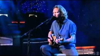 Watch Eddie Vedder Without You video