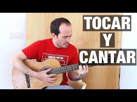 Cómo Tocar y Cantar al mismo tiempo Guitarra Fácil