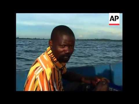 Ugandan fish stocks under threat