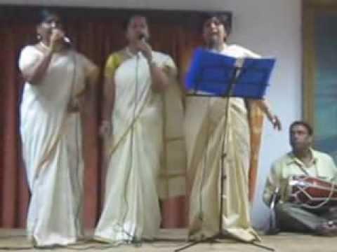 Teri hai zameen....by Krishna jee Nirupama jee and Kavita jee...