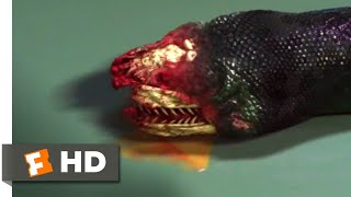 Anacondas: Trail of Blood (2009) - Mad Snake Scientist Scene (1/10) | Movieclips