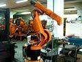 KUKA KR15/2 industrial robot at www.eurobots.net - used robots