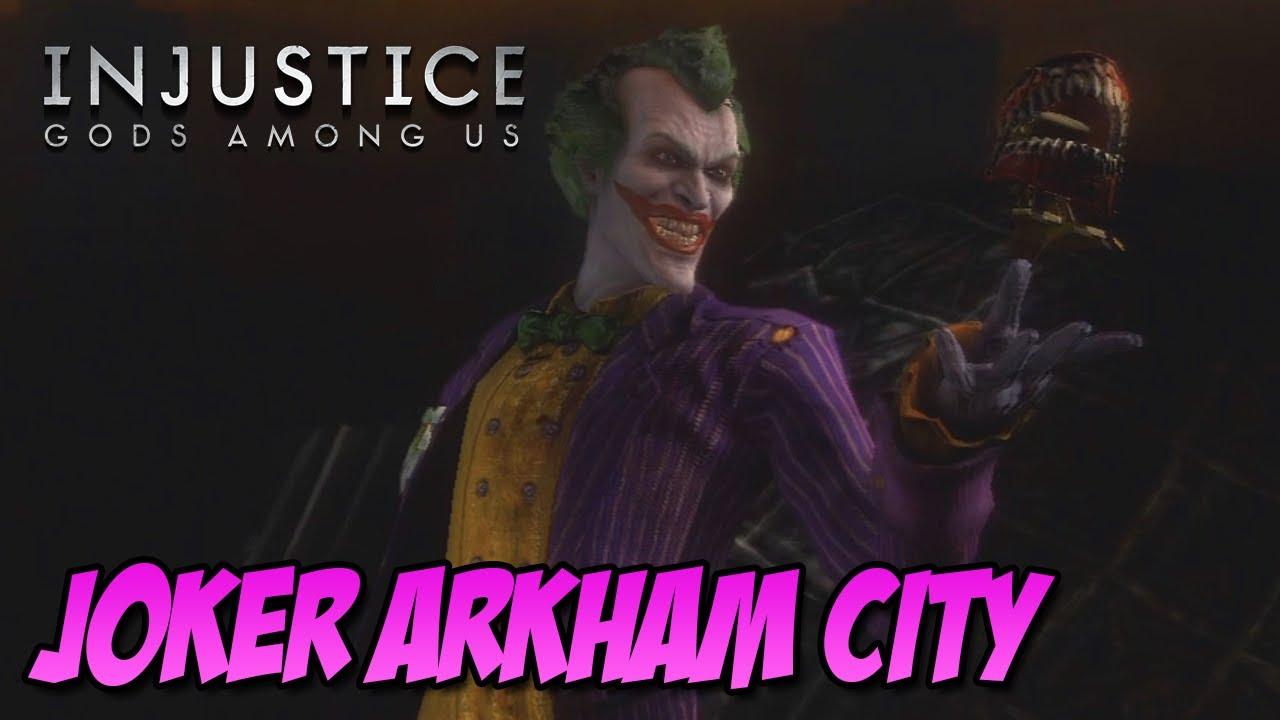 Arkham Joker Skin Joker Arkham City Skin
