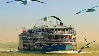 Journey By Ship in Bangladesh Dhaka To Barisal