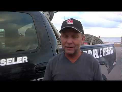 2012 Tecate SCORE Baja 1000 - Prerun interview with Larry Roeseler