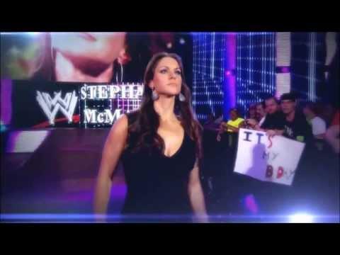 Stephanie McMahon (2012) - All Grown Up