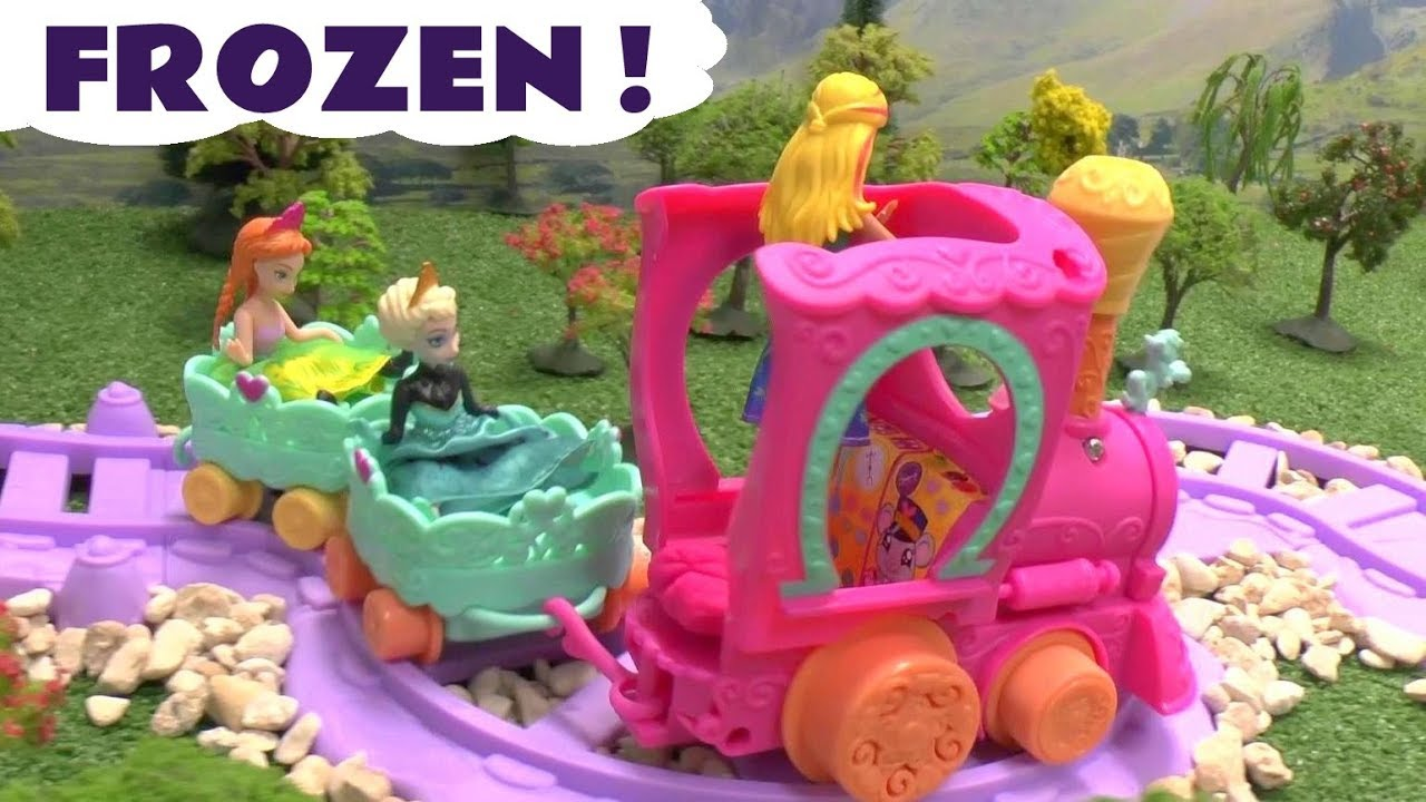Princess Ariel Story Princess Ariel Frozen Play Doh