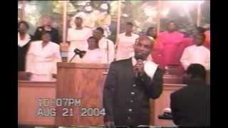 Grace and Mercy Part 1 Pastor Trainer live in Concert Aug 2004.avi