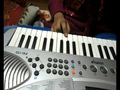 Dil ibadat kar rha hai piano tutorial