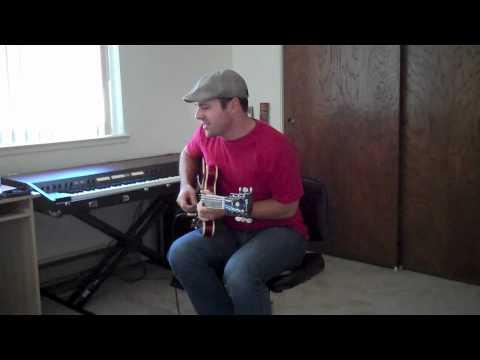 Kenny Corso Guitar Loop/Solo in A minor- Carr Mercury/ Gibson Es-335/ Line 6 DL-4