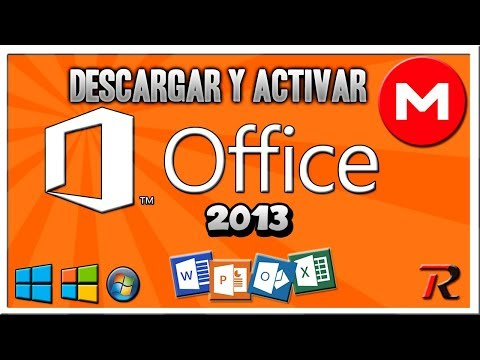 Descargar. instalar y activar office 2013 professional plus 32 y 64 bits. Julio/2016