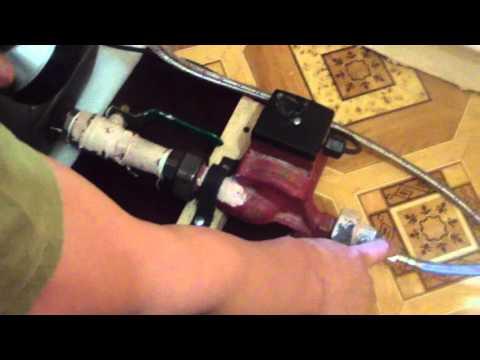 Как промыть газовый котёл своими руками
