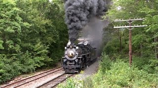 Nickel Plate Road 765 - Thunder in the Gorge - Allentown to Pittston