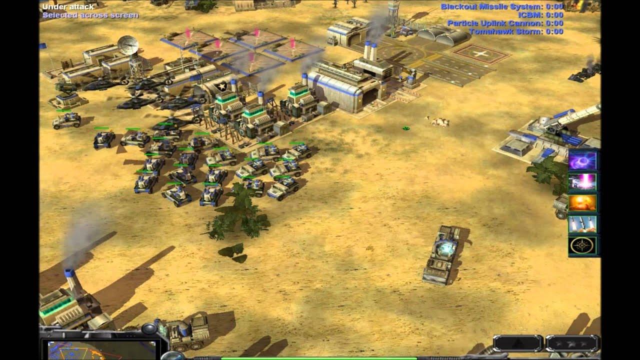 Contra mod for cc generals zero hour, vortex gun, image, screenshots, screens, picture, photo, render, concept, art
