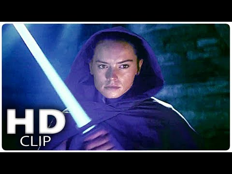 STAR WARS 8: New Clip + Trailer (2017)