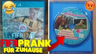 FIFA 17 PRANK ZUM NACHMACHEN!